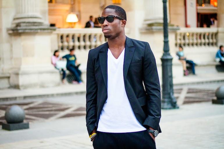blazer-v-neck-t-shirt-sweatpants-original