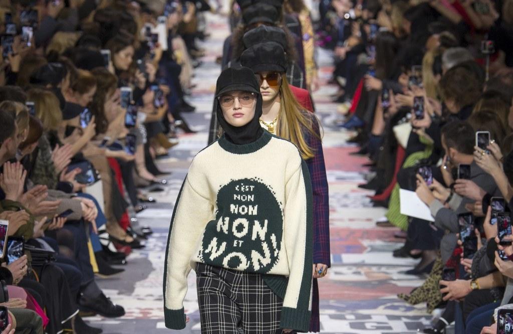 80c91c74858 Christian Dior Fall 2018 Ready-To-Wear – Ionas